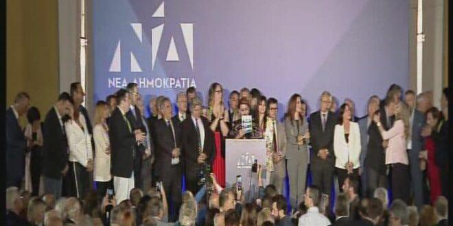 Αντώνης Σαμαράς & Παναγιώτης Νίκας ενωμένοι για την καθαρή νίκη στις εκλογές της 26ης Μαΐου!