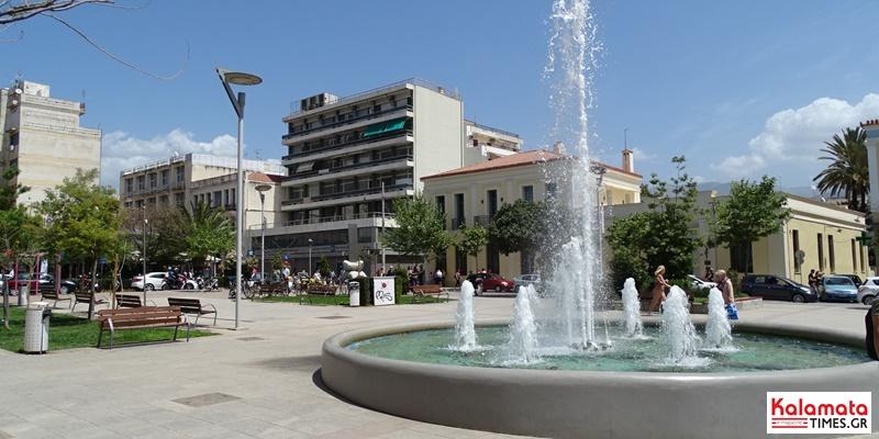 Υπεγράφη η σύμβαση για τη συντήρηση και επισκευή 16 σιντριβανιών του Δήμου Καλαμάτας 1