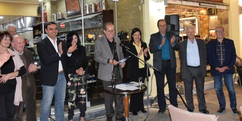 Παναγιώτης Νίκας από Μολάους: Η Δύναμη μας είναι οι πολίτες!