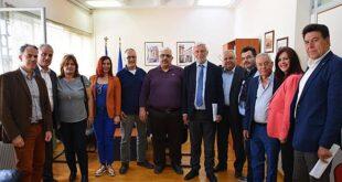 Πέτρος Τατούλης: «Διεκδικούμε ένα ισχυρό Πανεπιστήμιο για να μετατρέψουμε την Πελοπόννησο σε «Έξυπνη και Ανταγωνιστική Περιφέρεια»