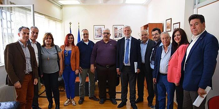 Πέτρος Τατούλης: «Διεκδικούμε ένα ισχυρό Πανεπιστήμιο για να μετατρέψουμε την Πελοπόννησο σε «Έξυπνη και Ανταγωνιστική Περιφέρεια» 22