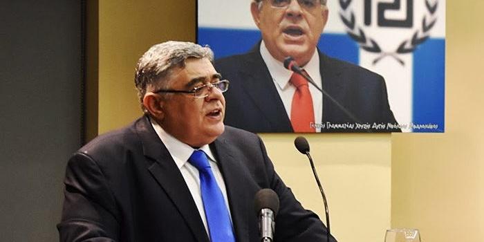 Χρυσή Αυγή: Ο Νίκος Μιχαλολιάκος από Καλαμάτα ξεκίνησε την προεκλογική του εκστρατεια 8