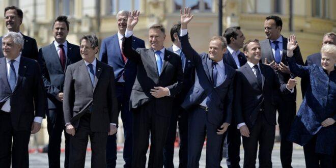 Ηχηρό «χαστούκι» της Ευρώπης των 27 στον Ερντογάν για την Κυπριακή ΑΟΖ