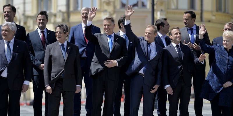 Ηχηρό «χαστούκι» της Ευρώπης των 27 στον Ερντογάν για την Κυπριακή ΑΟΖ 15