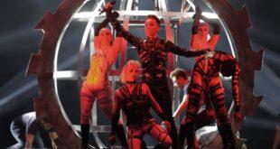 eurovision τηλεθέαση