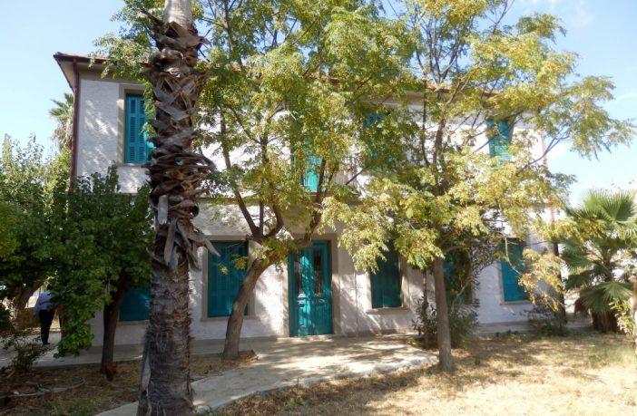 Εγκαινιάζεται σήμερα το κατασκευασμένο από το Δήμο κτήριο του ΑΣΟ στη Θουρία! 1