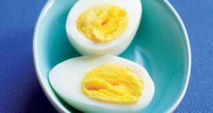 Δίαιτα των βραστών αβγών
