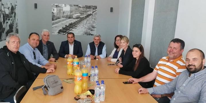 Θανάσης Βασιλόπουλος σε Καλάμι, Αντικάλαμο, Σπερχογεία  Ασπρόχωμα και στο ΚΤΕΛ 1