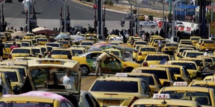 Έλληνες ταξιτζήδες