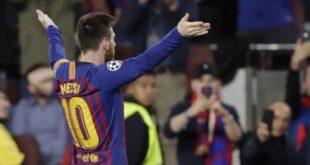 Μέσι: Το απίθανο γκολ φάουλ για το 3‑0 εναντίον της Λίβερπουλ