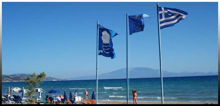 Δεύτερη παγκοσμίως η Ελλάδα στις Γαλάζιες Σημαίες – Μόνο σε 6 φέτος στη Μεσσηνία 1