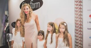 Οι τέσσερις κόρες της Ελένης Πετρουλάκη μεγάλωσαν και έγιναν κούκλες