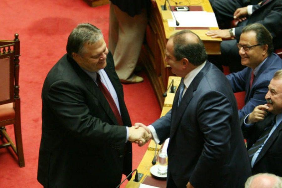 Ο Κώστας Καραμανλής και ο Ευάγγελος Βενιζέλος διορίστηκαν δικαστικοί αντιπρόσωποι 6