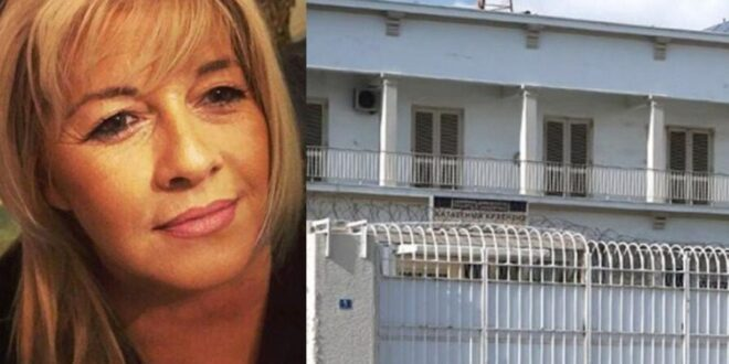 o δολοφόνος της 53χρονης Μαρίνας είναι ο νεκρός στις Φυλακές Κορυδαλλού