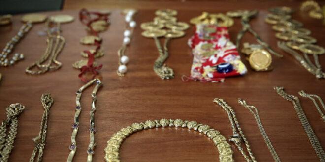 Καλαμάτα: Ένας αμετανόητος κοσμηματοπώλης