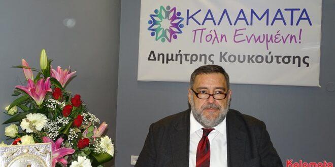 Οι προτάσεις του Δημήτρη Κουκούτση για τα πολεοδομικά ζητήματα