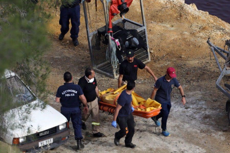Κύπρος: Έκλαψαν και οι πυροσβέστες όταν ανακάλυψαν την βαλίτσα με την 8χρονη 2