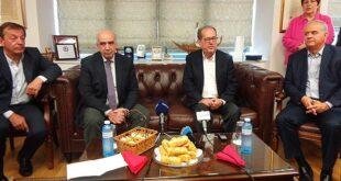 Παν. Νίκας: «Ο Βαγγέλης Μεϊμαράκης θα αποτελεί μια δυνατή εθνική φωνή στο ευρωκοινοβούλιο»