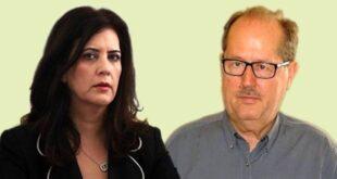 Ντίνα Νικολάκου για δηλώσεις Νίκα: «Αλαζονεία και πολιτικό παραλήρημα με αήθεις επιθέσεις κατά του Τατούλη»!