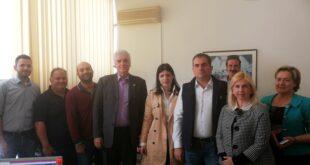«Δημιουργική Πρωτοβουλία» Επίσκεψη στον Οδοντιατρικό Σύλλογο Μεσσηνίας