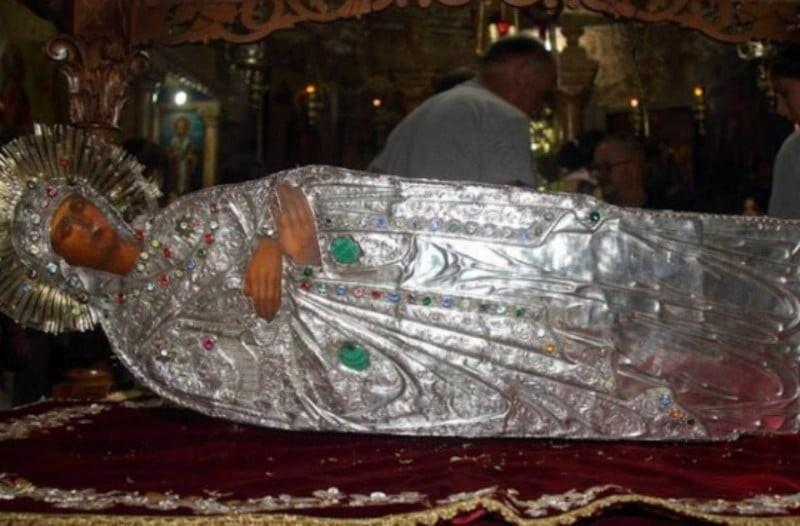 Εσείς το γνωρίζατε; Εκεί βρίσκεται ο τάφος της Παναγίας! 8