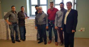 Εκλογές 2019: Παράδοση ψηφοδελτίων ο «Πρότυπος Δήμος»
