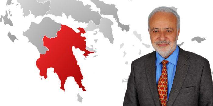 Η κίνηση Πολιτών Πελοποννήσου με τον Δημήτρη Σαραβάκο δεν θα συμμετάσχει στις εκλογές 1