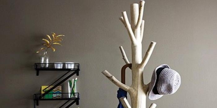 Φτιάξτε απίθανο καλόγερο ρούχων από κλαδί δέντρου 16