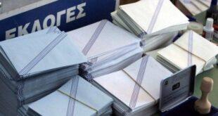 Δημοτικές και περιφερειακές εκλογές 2019: Πόσους σταυρούς βάζουμε και που ψηφίζουμε