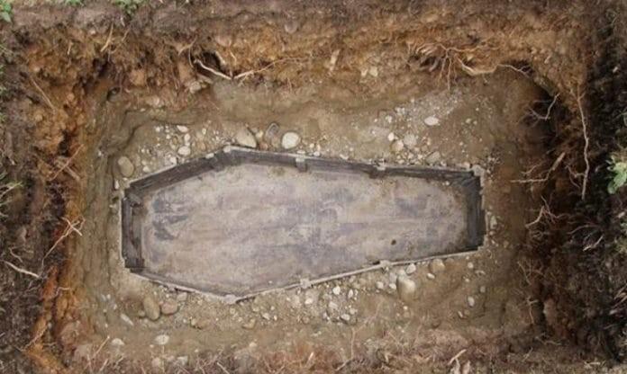 Γιατί οι νεκροί θάβονται ακριβώς 2 μέτρα κάτω από την γη; 1