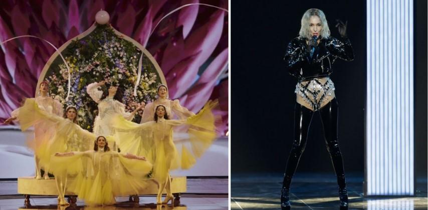Eurovision 2019: Τάμτα και Κατερίνα Ντούσκα πέρασαν στον τελικό (vids) 35