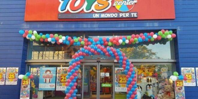 Τα ιταλικά toys center έρχονται στην Ελλάδα