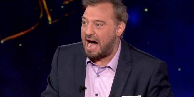 Φερεντίνος: Επεισόδιο για γερά νεύρα – «Εμφράγματα» στο πλατό του Deal (video)