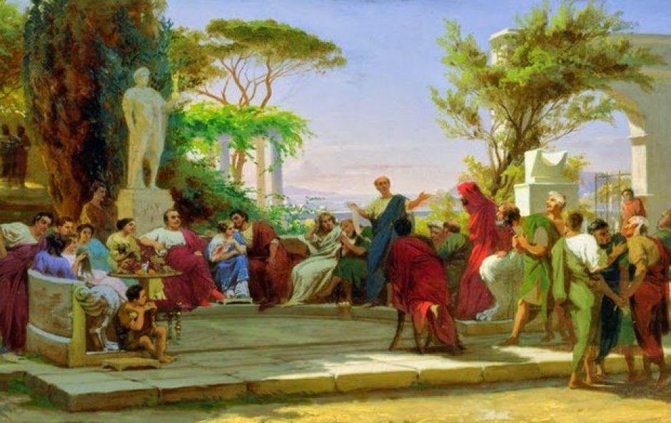 Οι δέκα τρόποι ευτυχίας που δίδασκαν οι Αρχαίοι Έλληνες 1