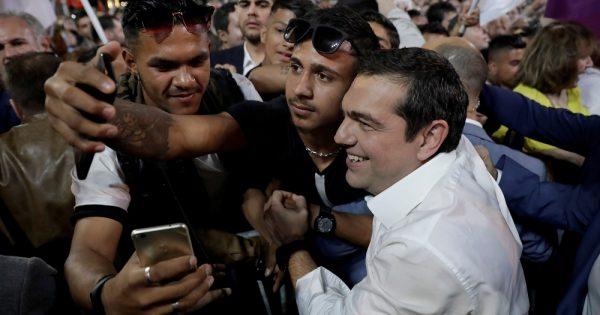 Τσίπρας προς Ρομά: «Καλωσορίσατε, δεν είστε πολίτες δεύτερης κατηγορίας»