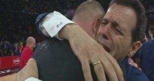 Ξέσπασε ο Ιτούδης: Τα δάκρυα του Έλληνα τεχνικού