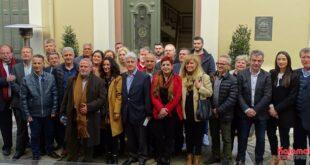 """Βασίλης Τζαμουράνης: Στη Θουρία και τον Ταΰγετο με μέλη του  συνδυασμού """"Πρότυπος Δήμος"""""""