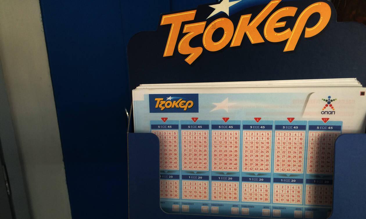 Τζόκερ: Βρέθηκε ο τυχερός του 1.700.000 ευρώ – Πού παίχτηκε το δελτίο 10