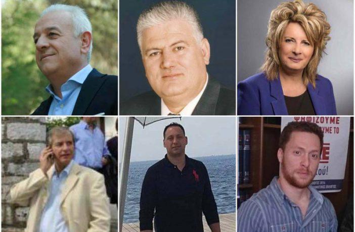 υποψήφιοι δήμαρχοι δήμου Οιχαλίας