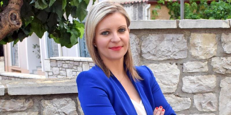 Παναγιώτα Ντίντα για τη συμμετοχή της στο ψηφοδέλτιο της Νέας Δημοκρατίας 16