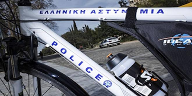 Πάτρα: Αστυνομικοί θα περιπολούν με ποδήλατα 10