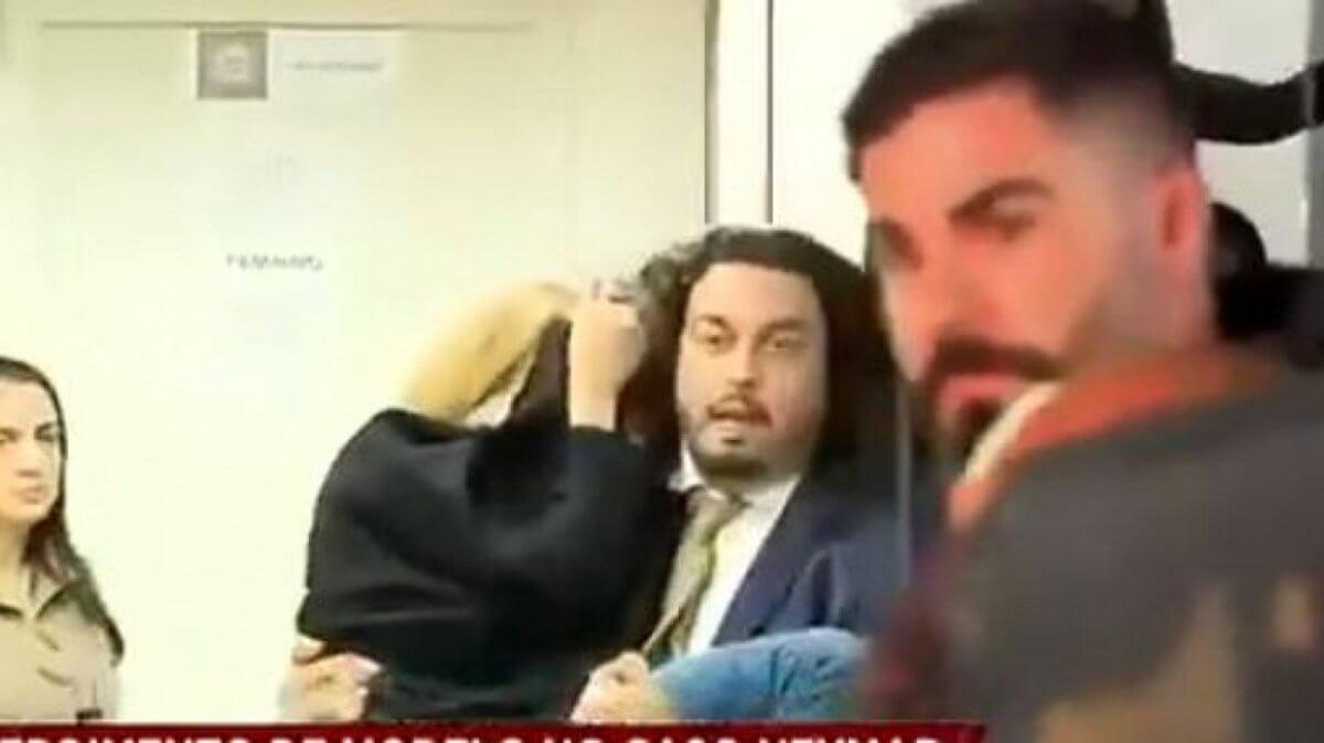 Νεϊμάρ: Απρόοπτο με τη γυναίκα που τον κατηγορεί για βιασμό. Λιποθύμησε στο δικαστήριο – video 1