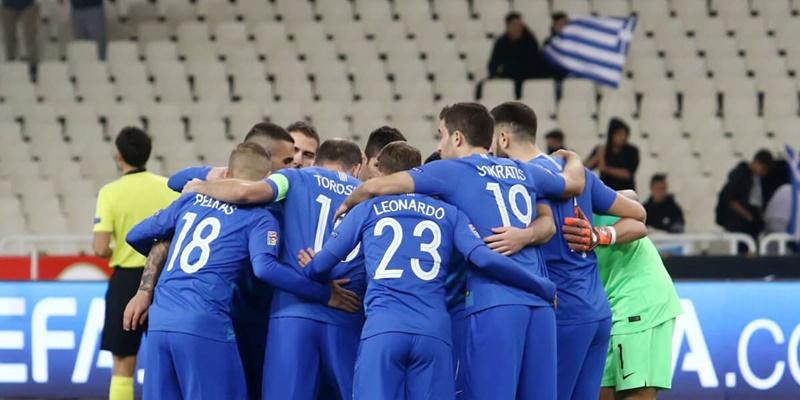 """Ελλάδα – Αρμενία: Τελικός για τη """"γαλανόλευκη"""". Ετοιμάζει αλλαγές ο Αναστασιάδης 1"""