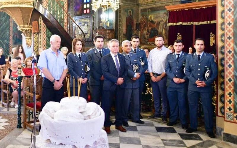Εορτάστηκε η «Ημέρα τιμής των Αποστράτων της Ελληνικής Αστυνομίας» 5