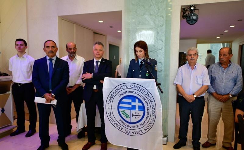Εορτάστηκε η «Ημέρα τιμής των Αποστράτων της Ελληνικής Αστυνομίας» 3