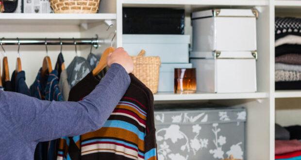 Έξυπνα tips για να κερδίσετε χώρο στην ντουλάπα!