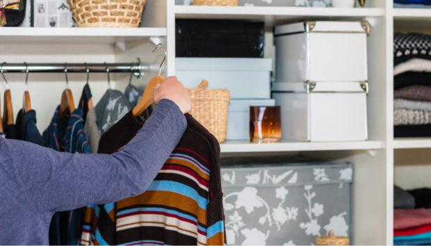 Έξυπνα tips για να κερδίσετε χώρο στην ντουλάπα! 14