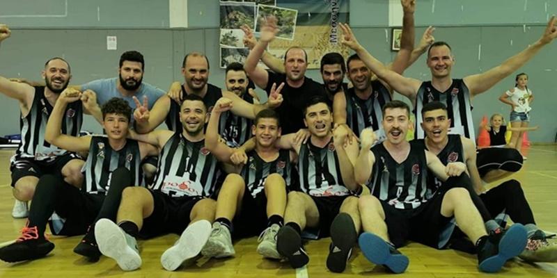 Πρωταθλητής Β κατηγορίας Ανδρών Εκασκενόπ ο ΑΟ Μεσσήνης 15