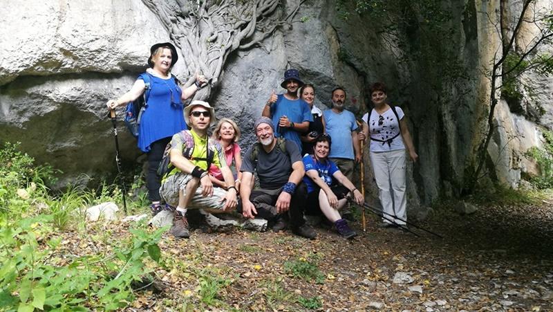 Οι ορειβάτες του ''Ευκλή'' διέσχισαν το φαράγγι του Βίκου 4