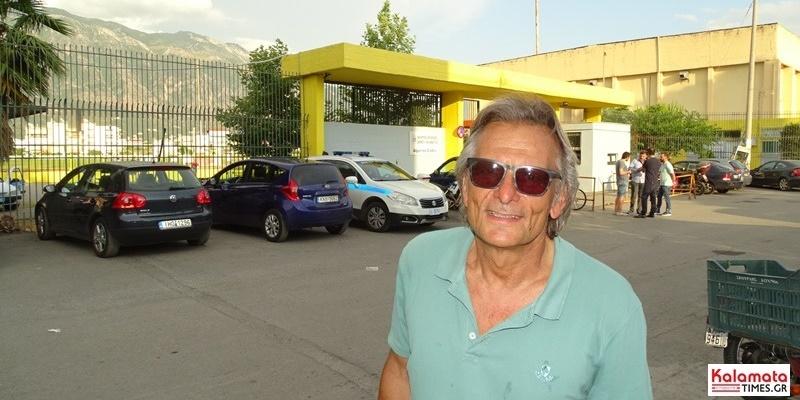 Νίκος Πατσαρίνος: Ανησυχούμε για τον πλανήτη 6